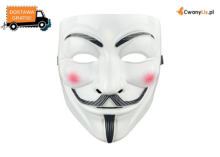 Maska Guya Fawkesa