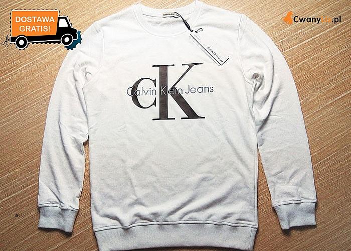 Bluza męska od Calvina Kleina! Najwyższa jakość! Codzienny styl w designerskim wydaniu!
