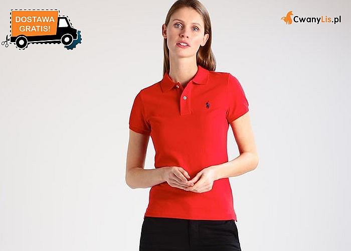 Stylowa i niebanalna! Bluzka damska Polo Ralph Lauren! Najwyższa jakość wykonania! 4 kolory i mnóstwo rozmiarów!