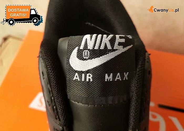 Absolutny HIT! Buty Nike Air Max! Jeden z najpopularniejszych modeli obuwia! Doskonała jakość!