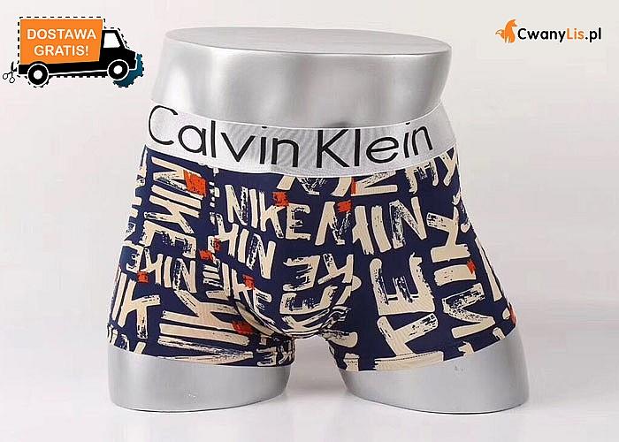 Wyjątkowa okazja! Oryginalne bokserki firmy Calvin Klein w atrakcyjnej cenie!