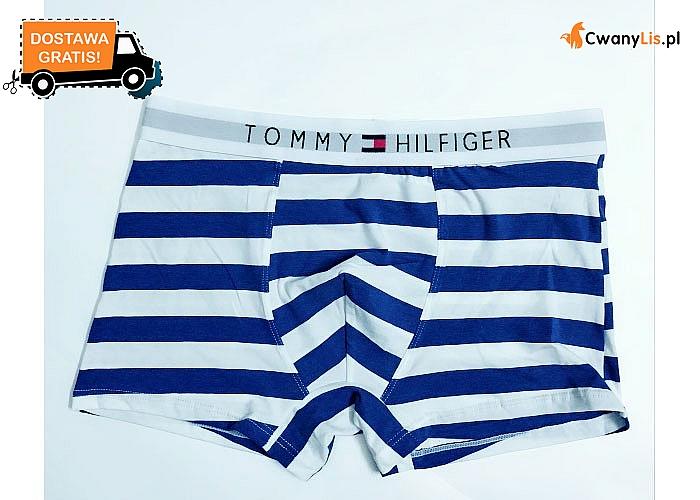 Świetne bokserki renomowanej firmy Tommy Hilfiger! Najwyższa jakość materiału!