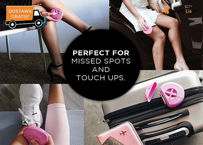 HIT! Przenośna maszynka do golenia dla kobiet! Najwyższa jakość! Idealna podczas podróży!