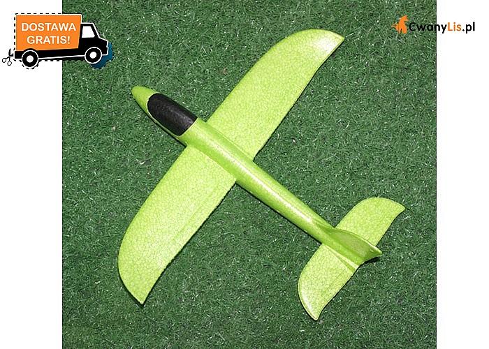 Niezwykła zabawka! Samolot piankowy w pełni bezpieczny dla dzieci!