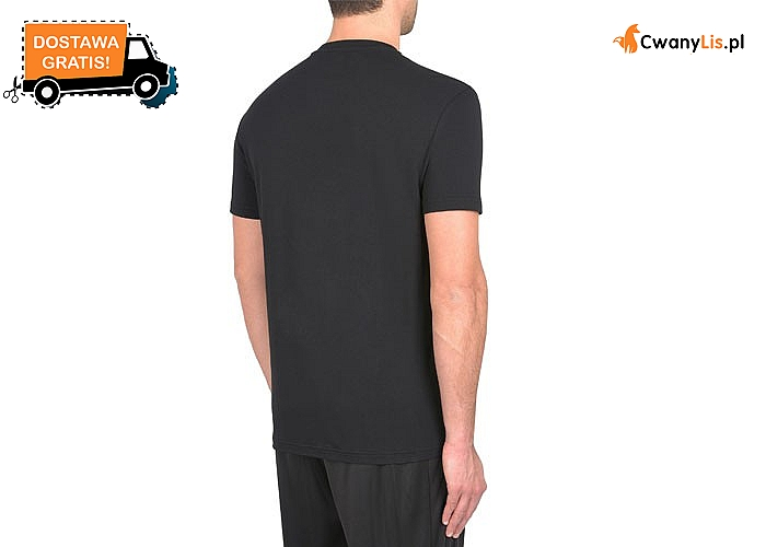 Bluzka męska Emporio Armani! Doskonała jakość wykonania! Komfortowa i stylowa!