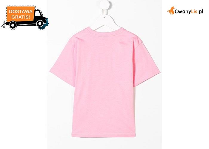 Modnie i stylowo w każdym wieku! Dziecięca koszulka Moschino w pięciu kolorach do wyboru!