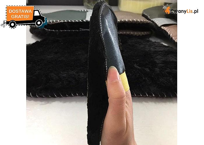Zadbaj o swoje obuwie! Rękawica do czyszczenia butów! Uniwersalny rozmiar!
