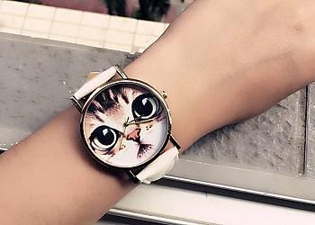 Zegarek z pazurem