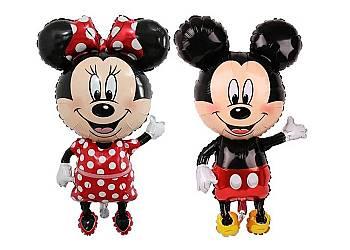 Balon Myszka Mickey/Minnie