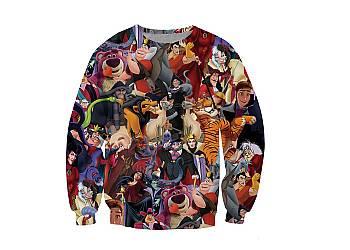 Bluza z nadrukiem Disney