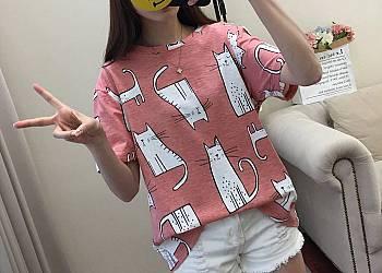 Uroczy t-shirt